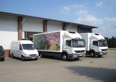 Heinrich Lahring GmbH Fuhrpark